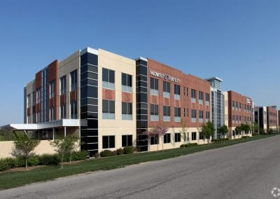 North Meridian Medical Office Building A