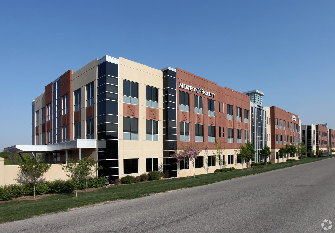 North Meridian Medical Office Building A 1